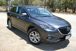 2014 Mazda CX-9 TB10A5 Luxury Activematic AWD Grey 6 Speed Sports Automatic Wagon Taringa Brisbane South West Preview