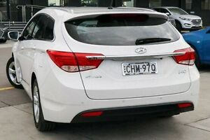 2011 Hyundai i40 VF Active Tourer White 6 Speed Sports Automatic Wagon Thornleigh Hornsby Area Preview
