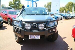2015 Mazda BT-50 UP0YF1 GT Blue 6 Speed Sports Automatic Utility Wilson Canning Area Preview