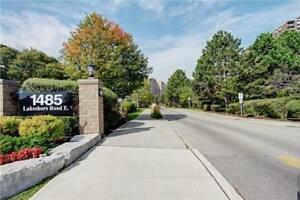 Penthouse Suite For Sale! 1Br+Den, Mississauga/Etobicoke Border