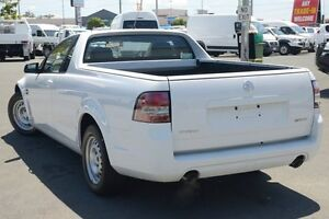 2011 Holden Ute VE II Omega Heron White 6 Speed Sports Automatic Utility Acacia Ridge Brisbane South West Preview