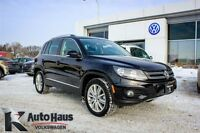 2015 Volkswagen Tiguan Highline 4 Motion AWD w/ Backup Cam/Panor