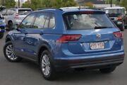 2017 Volkswagen Tiguan 5N MY17 110TSI DSG 2WD Trendline Blue 6 Speed Sports Automatic Dual Clutch Upper Mount Gravatt Brisbane South East Preview
