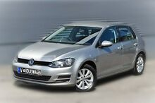 2013 Volkswagen Golf VII MY14 90TSI DSG Comfortline Silver 7 Speed Sports Automatic Dual Clutch Hatc Berwick Casey Area Preview