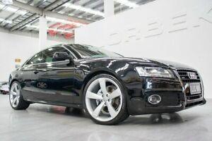2011 Audi A5 8T MY11 3.0 TDI Quattro Phantom Black 7 Speed Auto Direct Shift Coupe