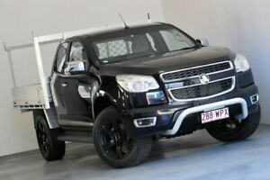 2016 Holden Colorado RG MY16 LTZ Space Cab Black 6 Speed Sports Automatic Utility Kedron Brisbane North East Preview