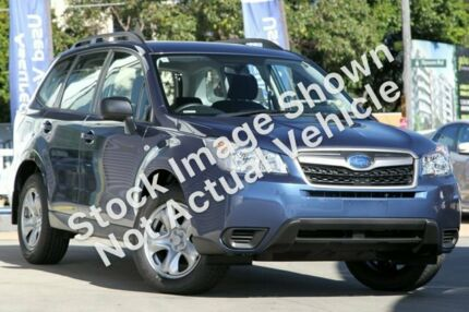 2014 Subaru Forester S4 MY14 2.5i Lineartronic AWD Blue 6 Speed Constant Variable Wagon North Lakes Pine Rivers Area Preview