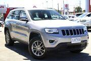 2015 Jeep Grand Cherokee WK MY15 Laredo Billet 8 Speed Sports Automatic Wagon Frankston Frankston Area Preview