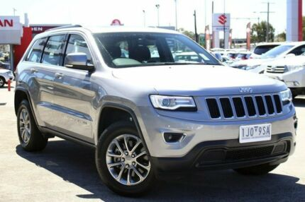 2015 Jeep Grand Cherokee WK MY15 Laredo Billet 8 Speed Sports Automatic Wagon