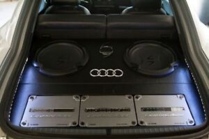 CAR STEREO SALES AND INSTALLATIONS