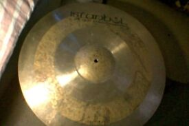 "Istanbul Agol Sultan Ride Cymbal 22"""