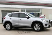 2015 Mazda CX-5 KE1032 Maxx SKYACTIV-Drive AWD Sport Silver 6 Speed Sports Automatic Wagon Liverpool Liverpool Area Preview
