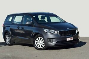 2017 Kia Carnival YP MY17 S Grey 6 Speed Sports Automatic Wagon Kedron Brisbane North East Preview