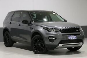 2015 Land Rover Discovery Sport LC MY16 SD4 HSE Luxury Grey 9 Speed Automatic Wagon