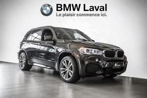 2015 BMW X5 xDrive35i GROUPE M SPORT, ANGLES MORTS,AFFICHAGE T