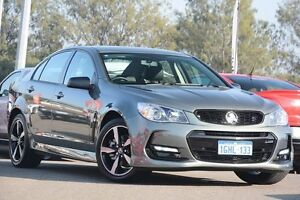 2016 Holden Commodore VF II MY16 SS Black Grey 6 Speed Sports Automatic Sedan Mindarie Wanneroo Area Preview