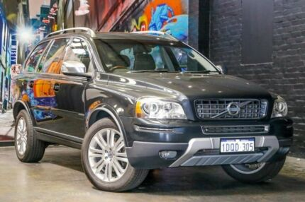 2011 Volvo XC90 P28 MY12 Executive Geartronic Grey 6 Speed Sports Automatic Wagon
