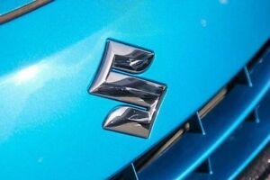 2013 Suzuki Alto Blue Automatic Hatchback Blackburn Whitehorse Area Preview