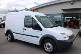 FORD TRANSIT CONNECT 1.8 T230 L LWB 90 TDCI 5d 89 BHP - VIEW 360 SPIN O (white) 2008