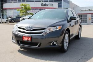 2014 Toyota Venza LE w/Backup Camera, Bluetooth & Roof Rack
