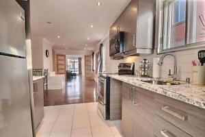 Superbe condo sur 2 étage à vendre au prix d'un loyer