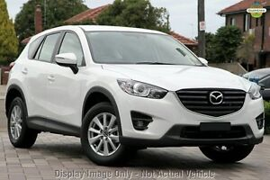 2016 Mazda CX-5 MY17 Maxx Sport (4x2) Crystal White Pearl 8 Speed Automatic Wagon Liverpool Liverpool Area Preview