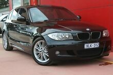 2007 BMW 120I E87 MY07 Black 6 Speed Automatic Hatchback Dandenong Greater Dandenong Preview