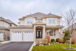 Luxuries of an executive designed, premiere street in Pineridge