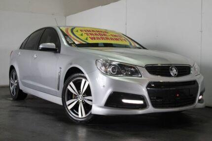 2013 Holden Commodore VF SV6 (LPG) Silver 6 Speed Automatic Sedan