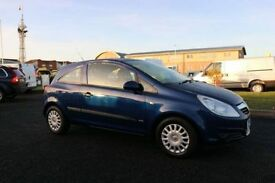 VAUXHALL CORSA 1.2 LIFE A/C 3d 80 BHP - VIEW 360 SPIN ON WEBSITE (blue) 2007