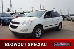 2012 Chevrolet Traverse ALL WHEEL DRIVE Accident Free,  Bluetoot