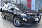 2011 Mazda CX-7 ER1032 Classic Activematic Sports Black 6 Speed Sports Automatic Wagon Hoppers Crossing Wyndham Area Preview