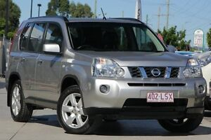 2008 Nissan X-Trail T31 TL Silver 6 Speed Manual Wagon Brendale Pine Rivers Area Preview