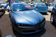 2008 Alfa Romeo 159 JTS TI Grey 6 Speed Seq Manual Auto-Clutch Sedan Colyton Penrith Area Preview