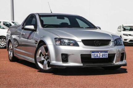 2009 Holden Ute VE MY09.5 SS Silver 6 Speed Manual Utility East Rockingham Rockingham Area Preview