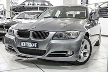 2011 BMW 320i E90 MY11 Lifestyle Steptronic Grey 6 Speed Sports Automatic Sedan North Melbourne Melbourne City Preview
