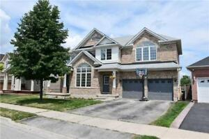 Gorgeous Mattamy Built Very Unique Style 4 Br Detached Home
