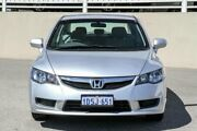 2011 Honda Civic MY10 VTi-L Silver 5 Speed Manual Sedan Cannington Canning Area Preview