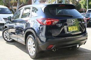 2014 Mazda CX-5 MY13 Upgrade Akera (4x4) Blue 6 Speed Automatic Wagon Mosman Mosman Area Preview