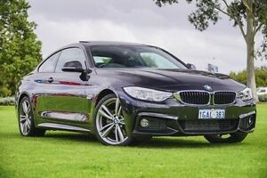 2016 BMW 428i F32 M Sport Black 8 Speed Sports Automatic Coupe Victoria Park Victoria Park Area Preview