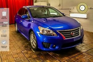 2013 Nissan Sentra SR PKG! PUSH TO START! GREAT ON FUEL!