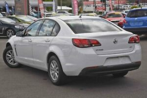 2015 Holden Commodore VF II MY16 Evoke White 6 Speed Sports Automatic Sedan