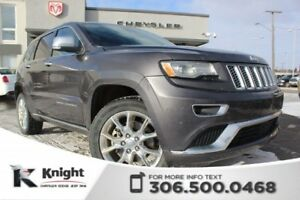 2015 Jeep Grand Cherokee Summit - Remote Start - Heated/Cooled L