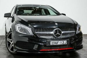 2013 Mercedes-Benz A250 W176 Sport D-CT Black 7 Speed Sports Automatic Dual Clutch Hatchback Rozelle Leichhardt Area Preview