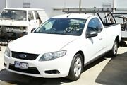 2008 Ford Falcon FG Automatic Utility Carrum Downs Frankston Area Preview