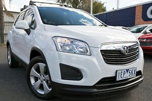 2015 Holden Trax TJ MY15 LS Active Summit White 6 Speed Automatic Wagon Oakleigh Monash Area Preview