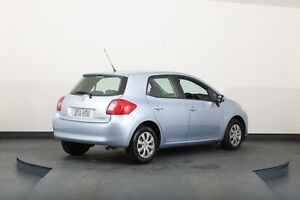 2009 Toyota Corolla ZRE152R Ascent Blue 6 Speed Manual Hatchback Smithfield Parramatta Area Preview