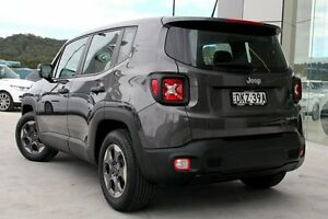 2016 Jeep Renegade BU MY16 Sport Granite Crystal 5 Speed Manual Hatchback West Gosford Gosford Area Preview