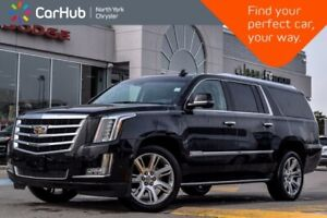 2018 Cadillac Escalade ESV Luxury|AWD|BOSE|Sunroof|Keyless_Go|Bl
