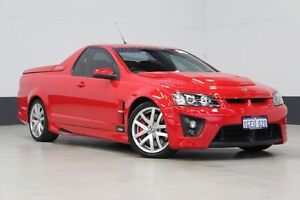 2007 Holden Special Vehicles Maloo E Series R8 Red 6 Speed Manual Utility Bentley Canning Area Preview
